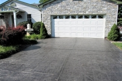 concrete driveway cost chicago