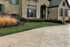stamped concrete overlays chicago