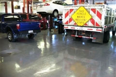 commercial epoxy floor chicago