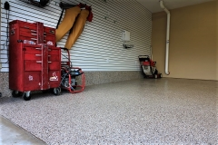 epoxy garage floors chicago