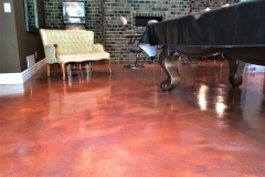 basement staining chicago