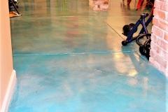 colored interior floor chicago