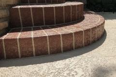 concrete patio designs chicago