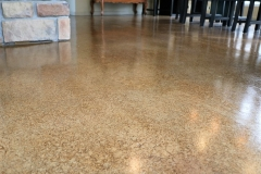 concrete interior floor polish chicago