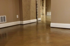 acid stain concrete chicago