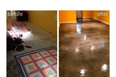 stain concrete chicago