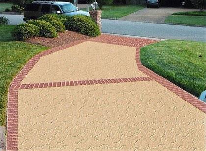 concrete resurfacing ideas