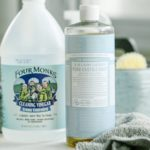 water soap vinegar