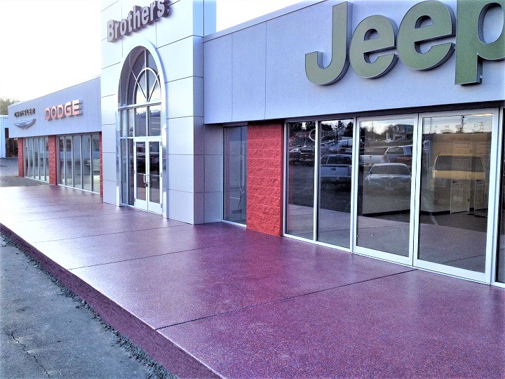 commercial flooring system chicago